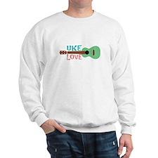 Uke Love Sweatshirt