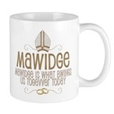 Princess Bride Mawidge Wedding Coffee Mug