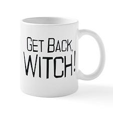 Get Back Witch Mug