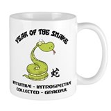 Funny Year of The Snake Mug