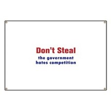 Dont Steal Banner