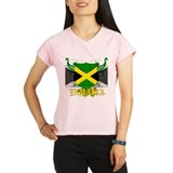 Jamaica Shield Performance Dry T-Shirt
