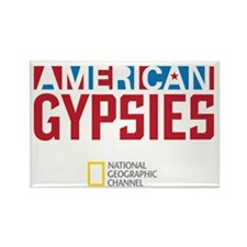 American Gypsies Rectangle Magnet