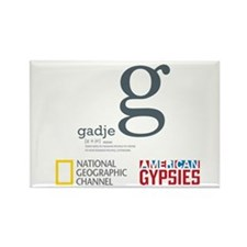 Gadje Rectangle Magnet