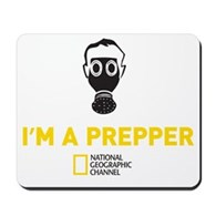 I'm A Prepper Mousepad
