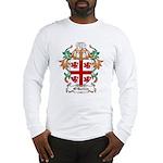 O'Goilin Coat of Arms Long Sleeve T-Shirt
