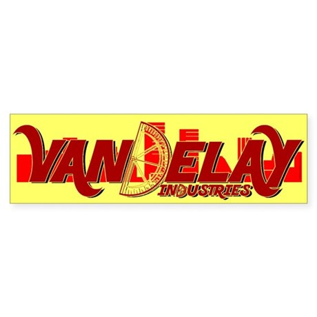 Vandelay Industries Bumper Sticker