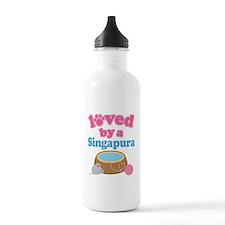 Loved By A Singapura Water Bottle