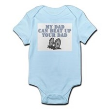 Cute Up yours Infant Bodysuit