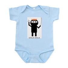 Funny Ginger Infant Bodysuit