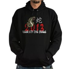 2013 Year of The Snake Hoodie
