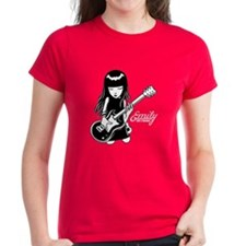Emily Rocks Women's Dark T-Shirt