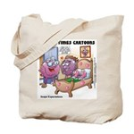 Grape Exectations Tote Bag