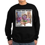 Grape Exectations Sweatshirt (dark)
