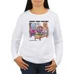 Grape Exectations Women's Long Sleeve T-Shirt