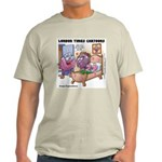 Grape Exectations Light T-Shirt