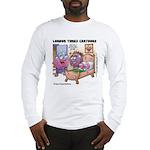 Grape Exectations Long Sleeve T-Shirt