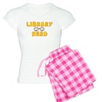 Library Nerd Women's Light Pajamas