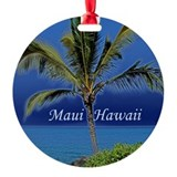 Maui Hawaii Ornament