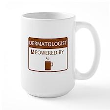 Dermatologist Powered by Coffee Mug