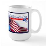 Wild Bill For America Eagle Mugs