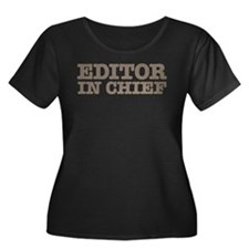 Editor in Chief T