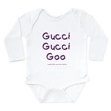 Cute Lauren Long Sleeve Infant Bodysuit