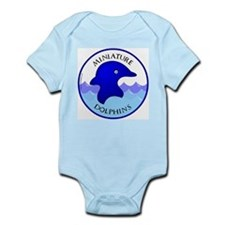Miniature Dolphins Infant Creeper