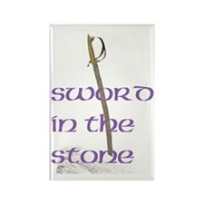 SWORD IN THE STONE™ Rectangle Magnet