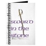 SWORD IN THE STONE Journal