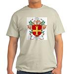 O'Feeney Coat of Arms Ash Grey T-Shirt