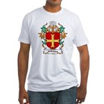 O'Feeney Coat of Arms Fitted T-Shirt