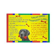Cute My best friend Rectangle Magnet (100 pack)