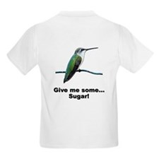Hummingbird Sugar Kids T-Shirt