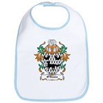 O'Duane Coat of Arms Bib