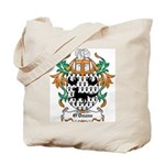 O'Duane Coat of Arms Tote Bag
