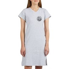 North Carolina, NC, State Seal Women's Nightshirt