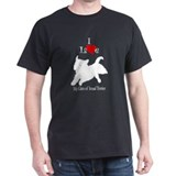 Glen of Imaal Terrier Black T-Shirt