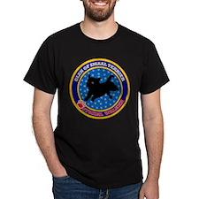 Glen of Imaal Terrier Black T-Shirt