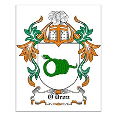 O'Dron Coat of Arms Posters
