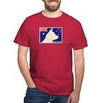 Obey the ACD! Retro Tricolor Dark T-Shirt