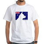 Obey the ACD! 1-Sided Tricolor T-shirt