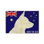 Obey the ACD! Retro Magnets (10 pack)