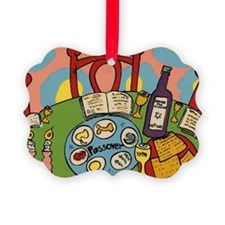 Seder Table Ornament