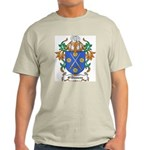 O'Dinneen Coat of Arms Ash Grey T-Shirt