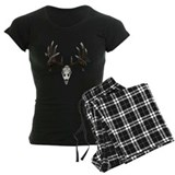 whitetail skull Pajamas