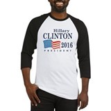 Hillary Clinton 2016 Baseball Jersey