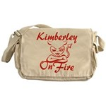 Kimberley On Fire Messenger Bag