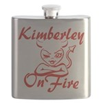 Kimberley On Fire Flask
