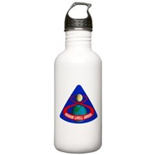 Apollo 8 Mission Patch Water Bottle